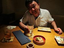 100802  s  石原壮一郎さん at chicken bar.jpg